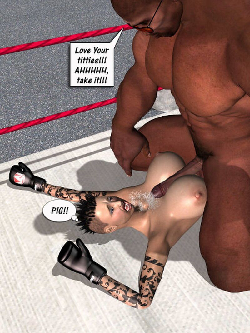 Monster Cock - Issue 03 - I Luv Mike T - part 3
