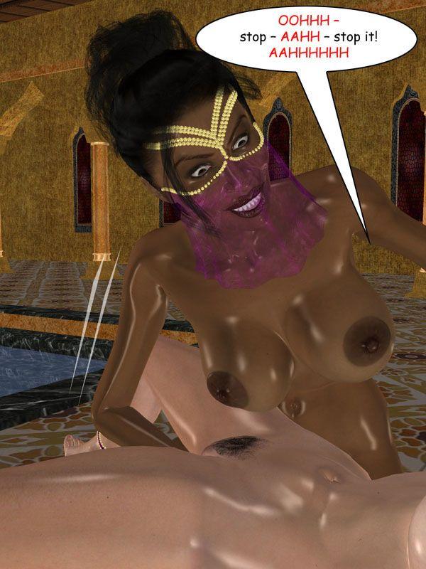3D Treasure Hunter - Tamara Part 2
