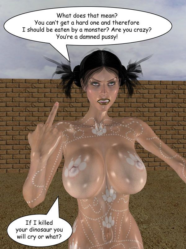 3D Treasure Hunter - Tamara Part 2 - part 2