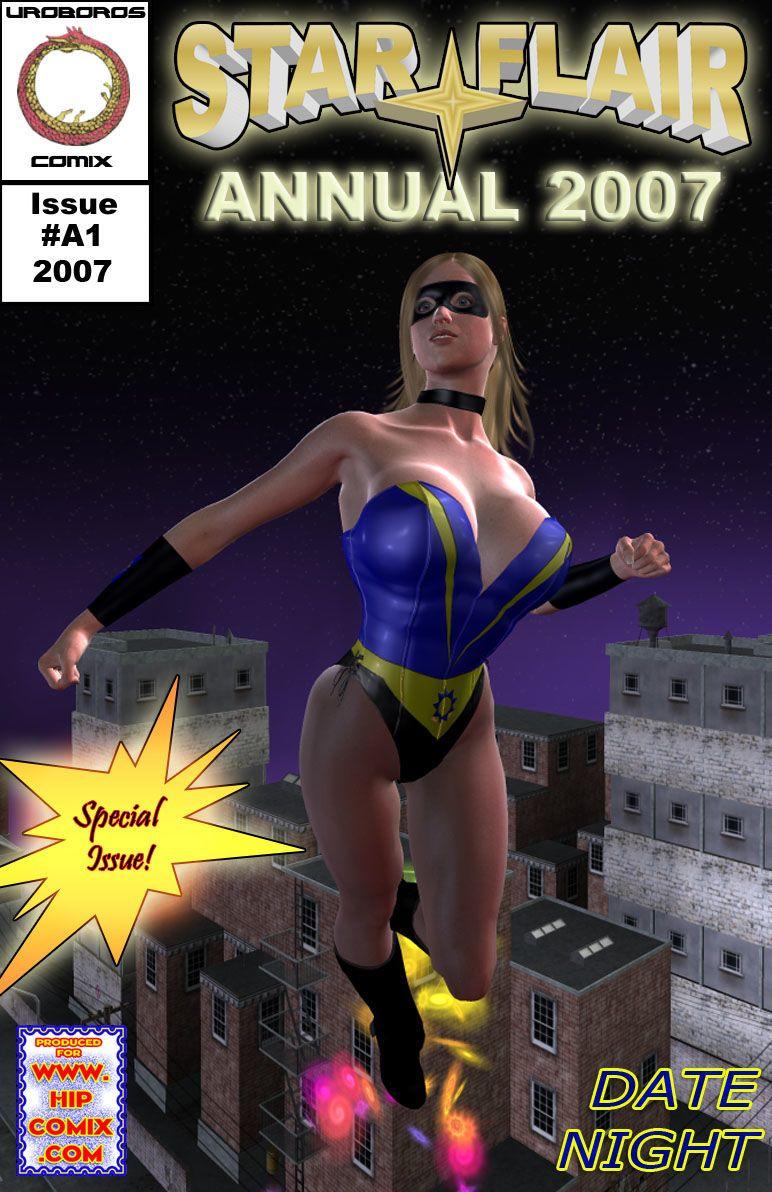 [3D]Star Flair - Annual Special #1