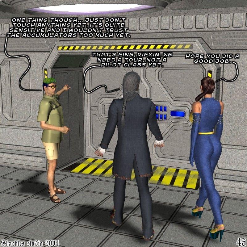 [3D] The Training - part 3