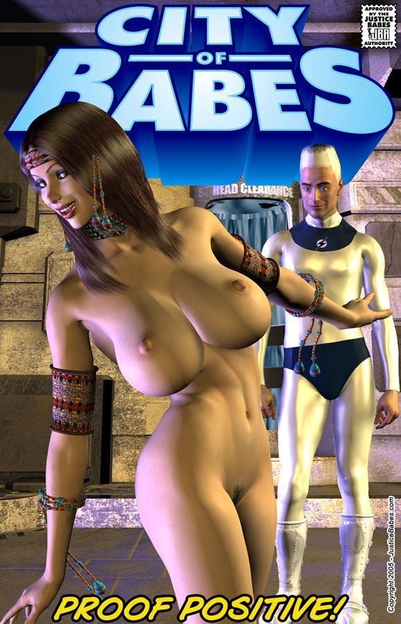 City of Babes vol 2
