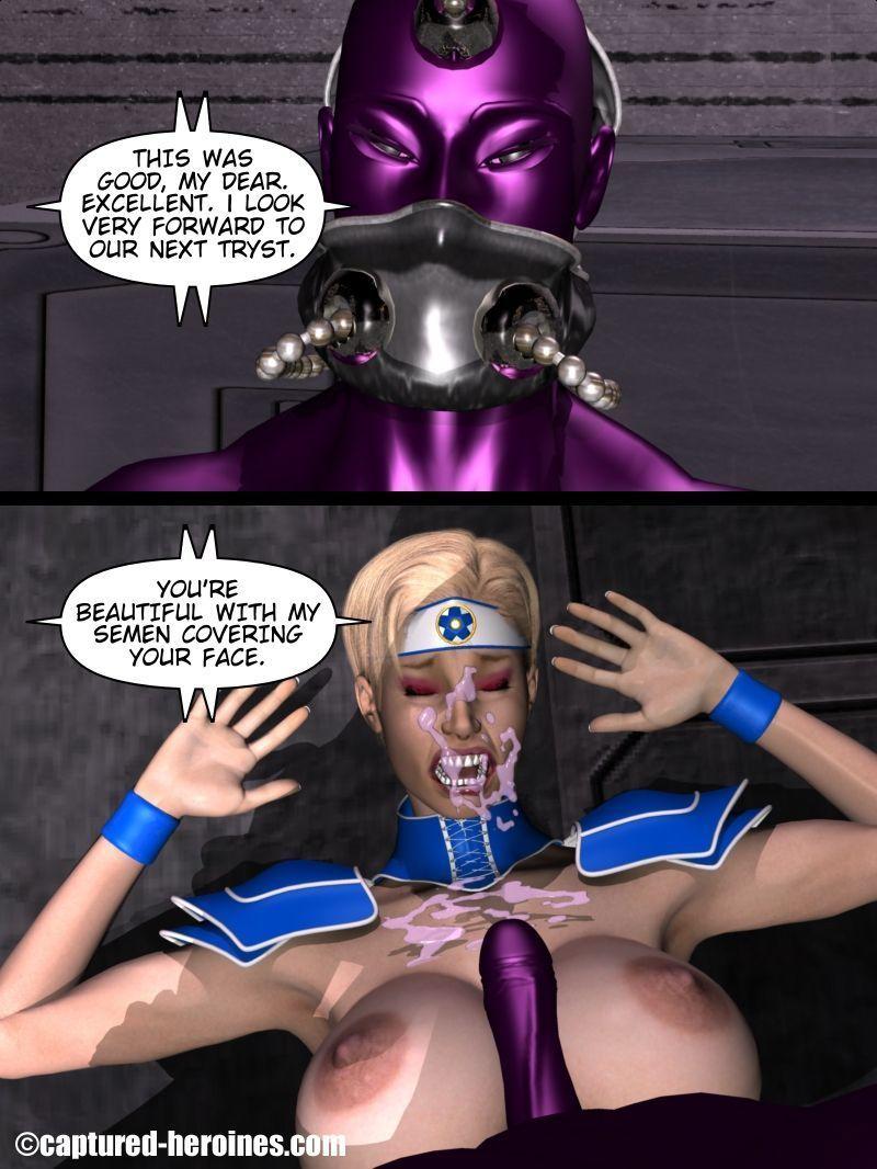 Purity: The Virgin Superheroine - part 2