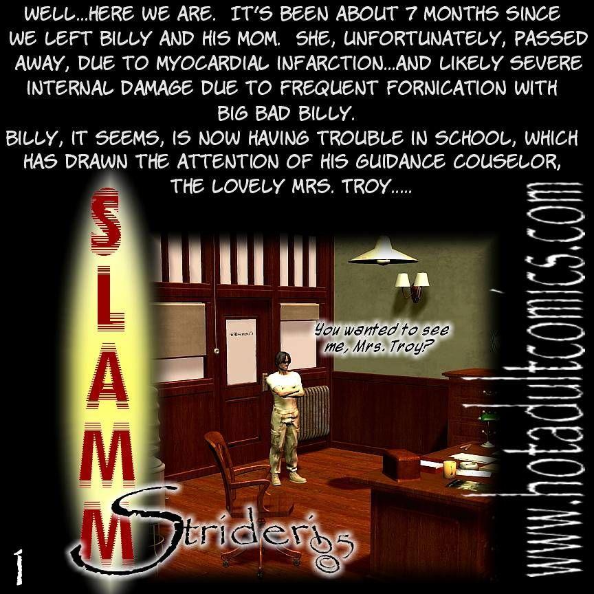 Strideri - Slam