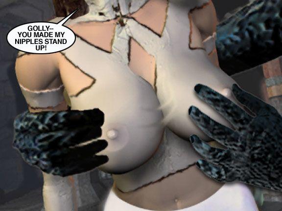 Mindy - Sex Slave On Mars c376-400 - part 2
