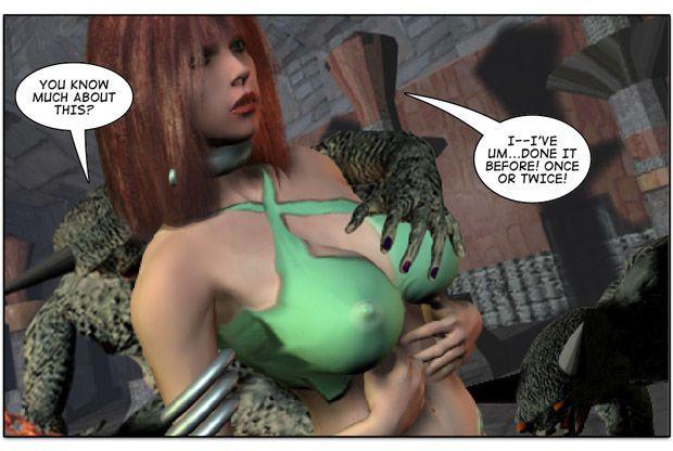 Mindy - Sex Slave On Mars c376-400 - part 7