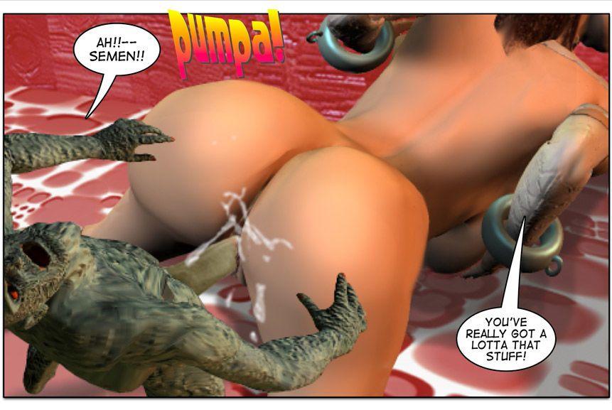 Mindy - Sex Slave On Mars c376-400 - part 11