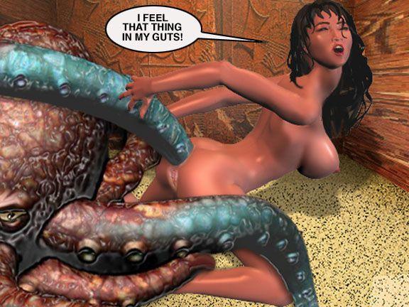 Mindy - Sex Slave On Mars c351-375 - part 9