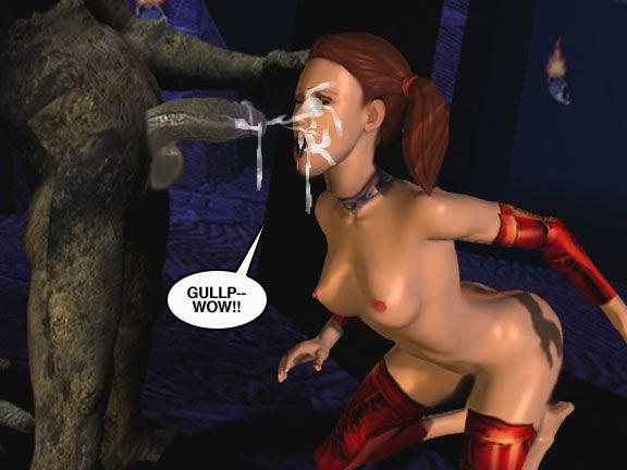 Mindy - Sex Slave On Mars c301-325 - part 16