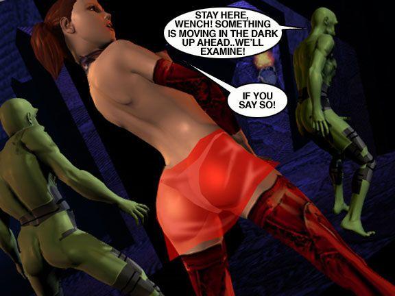 Mindy - Sex Slave On Mars c276-300 - part 12
