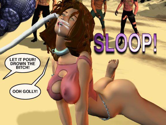 Mindy - Sex Slave On Mars c251-275 - part 2
