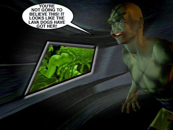 Mindy - Sex Slave On Mars c251-275 - part 6