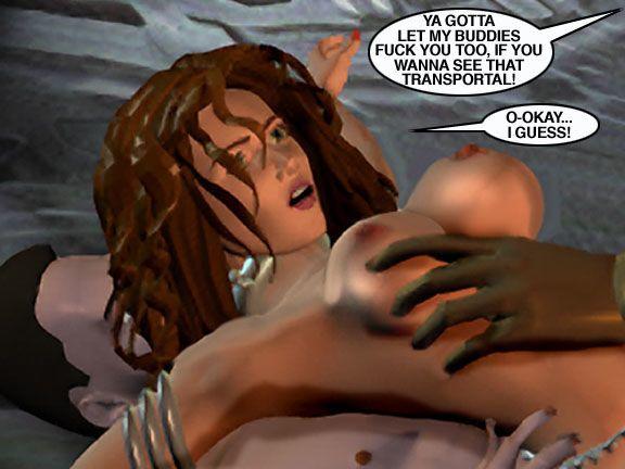 Mindy - Sex Slave On Mars c251-275 - part 10