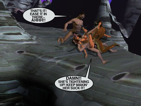Mindy - Sex Slave On Mars c251-275 - part 11