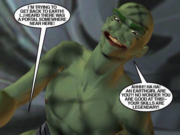 Mindy - Sex Slave On Mars c251-275 - part 14