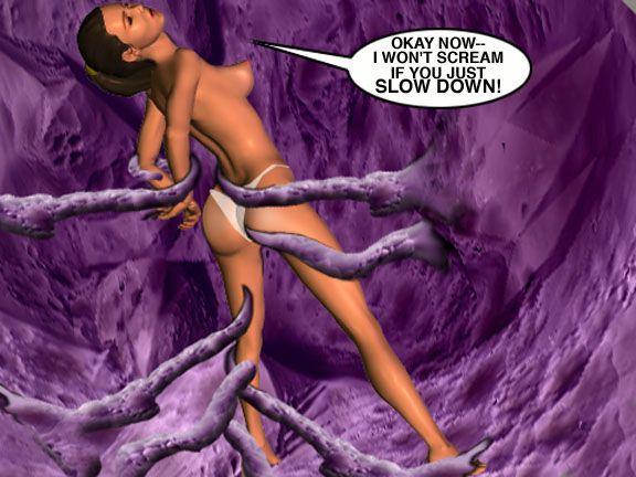 Mindy - Sex Slave On Mars c251-275 - part 16