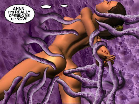 Mindy - Sex Slave On Mars c251-275 - part 18