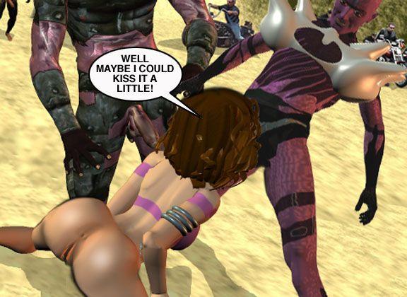 Mindy - Sex Slave On Mars c226-250 - part 4