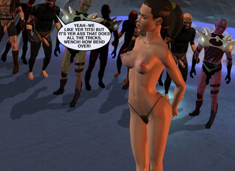 Mindy - Sex Slave On Mars c226-250 - part 10