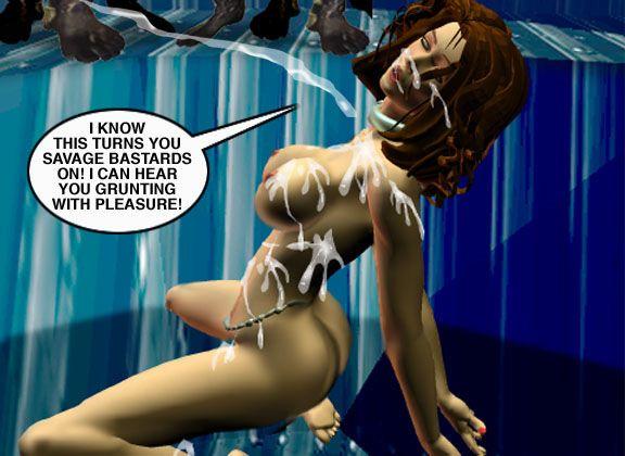 Mindy - Sex Slave On Mars c201-225