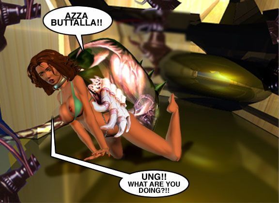 Mindy - Sex Slave On Mars c201-225 - part 11
