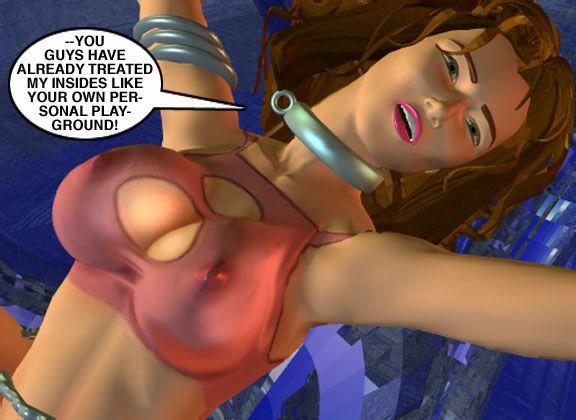Mindy - Sex Slave On Mars c201-225 - part 16