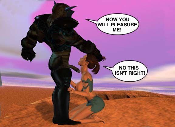 Mindy - Sex Slave On Mars c001-025 - part 7