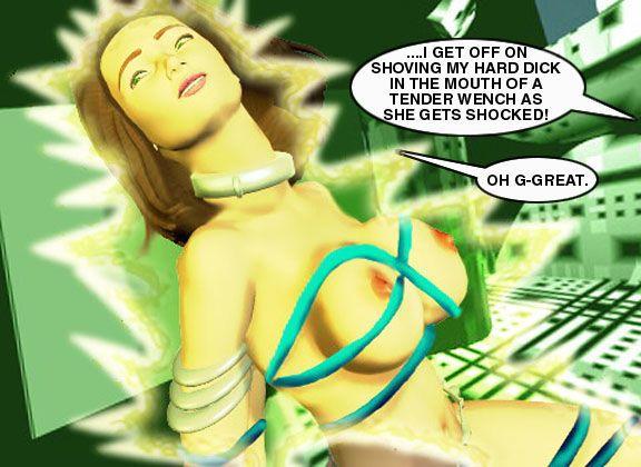 Mindy - Sex Slave On Mars c076-100 - part 2