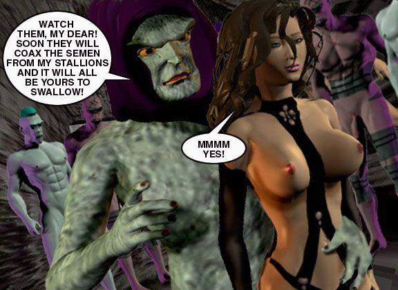 Mindy - Sex Slave On Mars c076-100 - part 4
