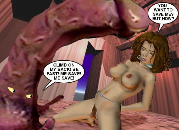 Mindy - Sex Slave On Mars c076-100 - part 17