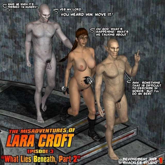 [Beyondbent] The Misadventures of Lara Croft - Episode 1: What Lies Beneath - part 2