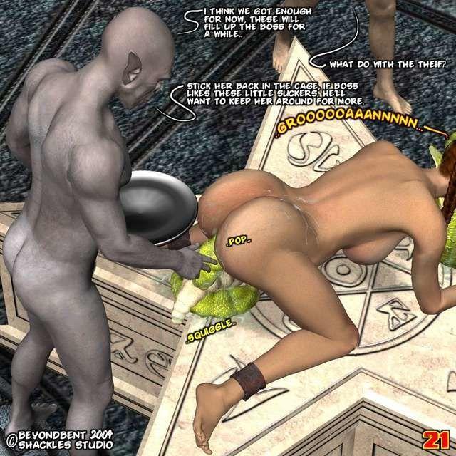 [Beyondbent] The Misadventures of Lara Croft - Episode 1: What Lies Beneath - part 3