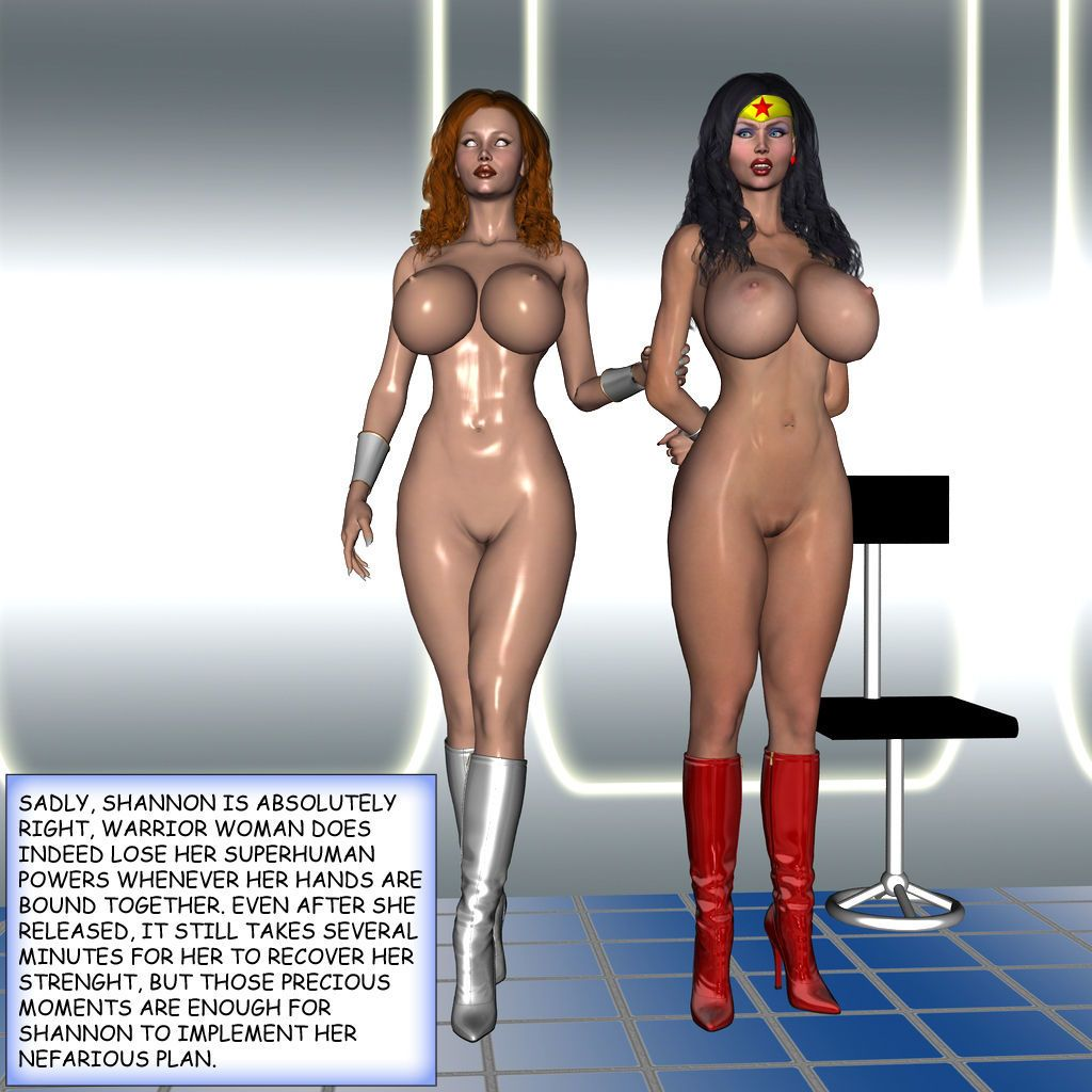 [3D] Project Slavegirl - part 2