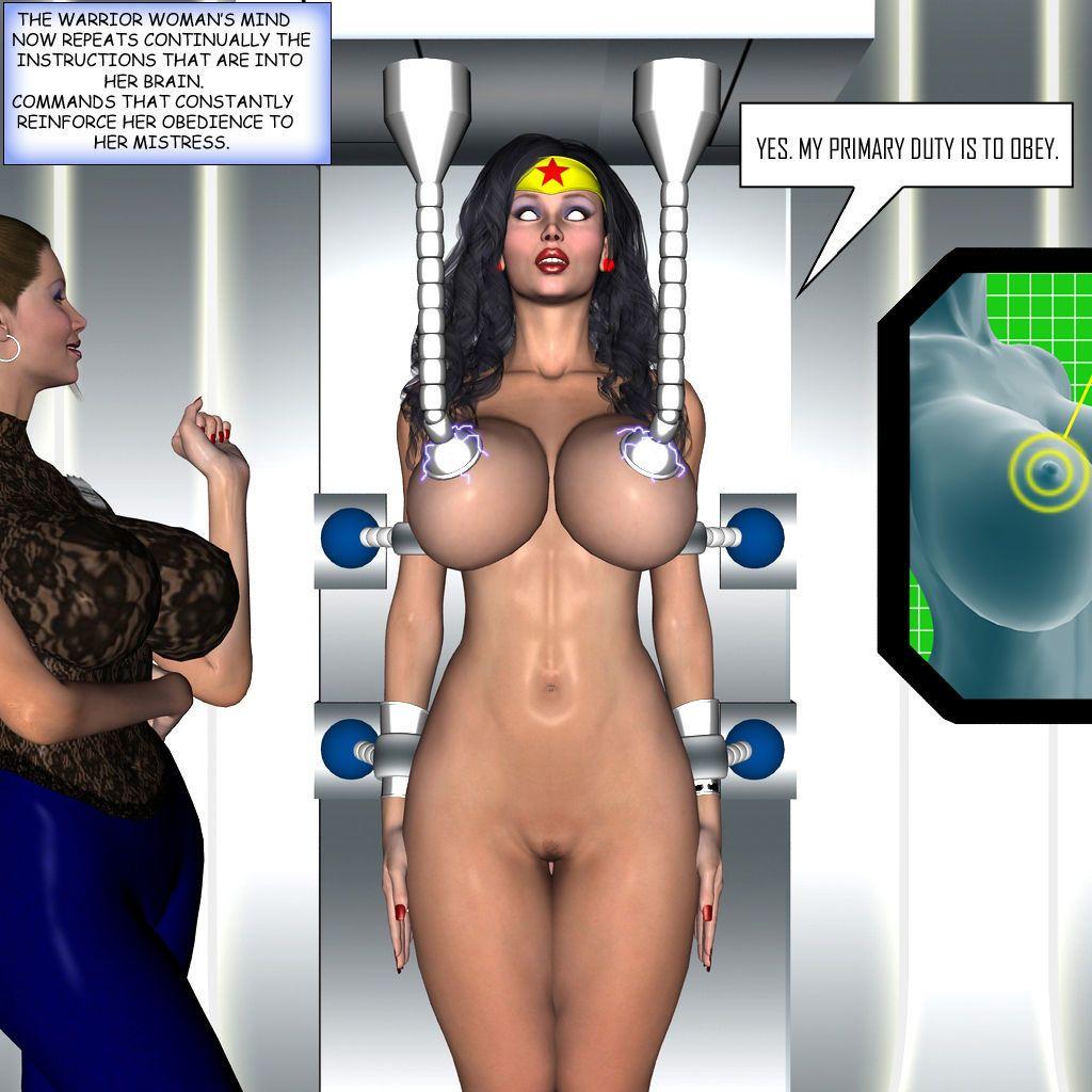 [3D] Project Slavegirl - part 3