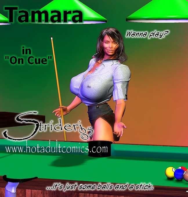 [3D] Tamara in