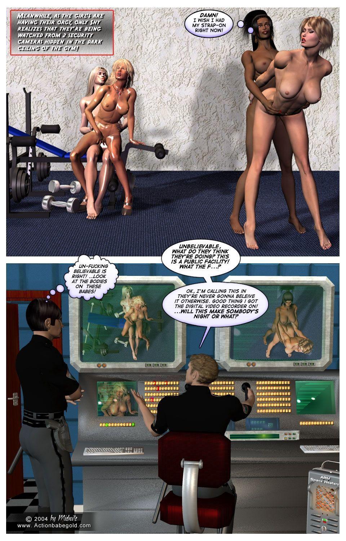 3d Comix 001 - part 2