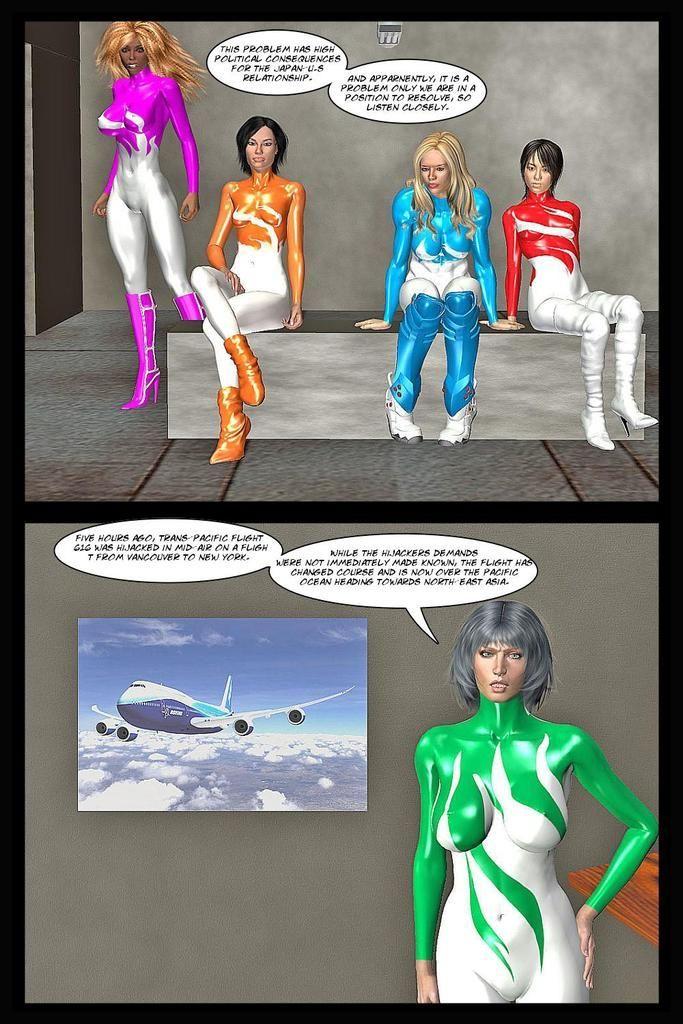 [3D] Platinum Earth 03-05