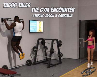 The Gym Encounter- Taboo Tales
