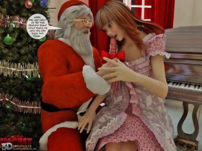 Christmas Gift 2 - Santa - part 3