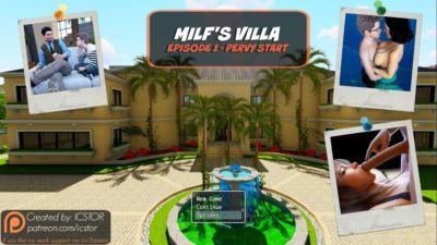 Brother- Sister Milfs Villa  Ellis