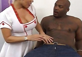 Large Boobs Ava Devine Fucked by Huge Black Dick - 23 min