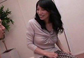 Yukari brunette Japanese gets pumped in rough ways - 12 min