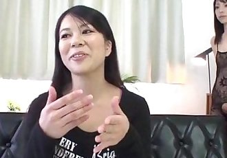 Saya Fujimoto brunette bitch wants to fuck hard - 12 min