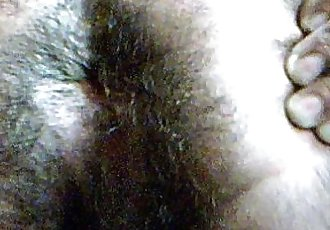 hairy indian ass closeup - 8 min