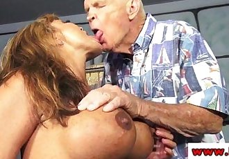 Ava Devine in mmf threeway fucked - 10 min HD