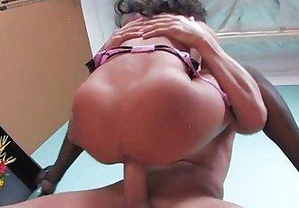 Asa Akira Gets Pounded! - 7 min HD