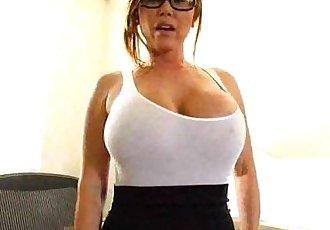Sexy Secretary POV - 9 min