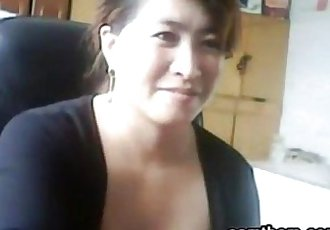 Chinese Mother Gets Caught Being Naughty - 29 min