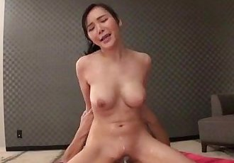 Harsh encounter with a big dick for Miu Watanabe - 12 min