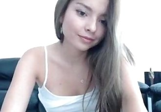 Hot teen latina asiatique mixte sur webcam 1 - hothotcams.net - 10 min